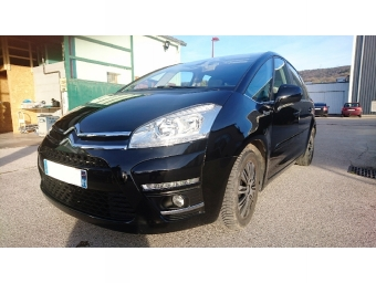 <strong>CITROEN C4 PICASSO</strong><br/>2.0 HDi150 FAP Exclusive