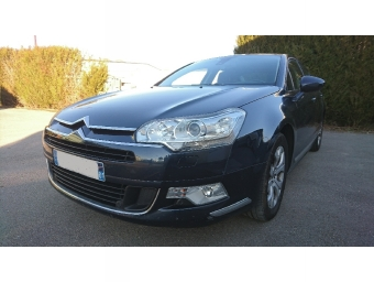 <strong>CITROEN C5</strong><br/>2.0 HDi160 FAP Exclusive