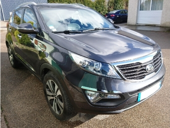 <strong>KIA SPORTAGE</strong><br/>2.0 CRDi 136 4WD Premium