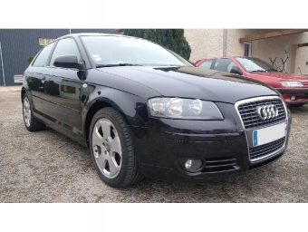 <strong>AUDI A3</strong><br/>1.9 TDI Ambition