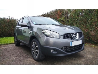 <strong>NISSAN QASHQAI</strong><br/>2.0 dCi 150 FAP All-Mode Connect Edition