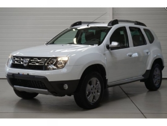<strong>DACIA DUSTER</strong><br/>1.5 dCi 110ch Lauréate Plus 4X2