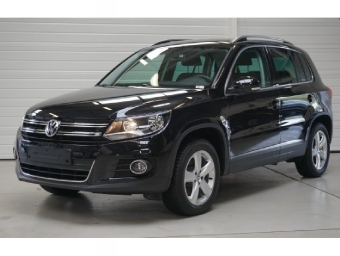 <strong>VOLKSWAGEN TIGUAN</strong><br/>2.0 TDI 140ch BlueMotion Technology  Sportline 4Motion
