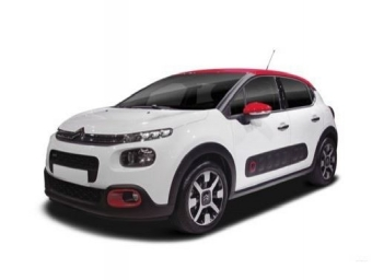 <strong>CITROEN C3</strong><br/>PureTech 110ch Shine S&S