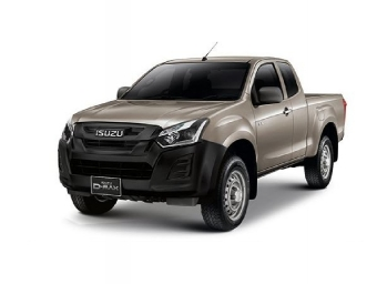 <strong>ISUZU D-MAX</strong><br/>1.9 4X4 Space Cab Satellite Clim MY17