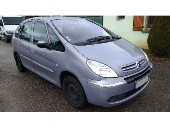 <strong>CITROEN XSARA PICASSO</strong><br/>1.6 HDi 110 Pack